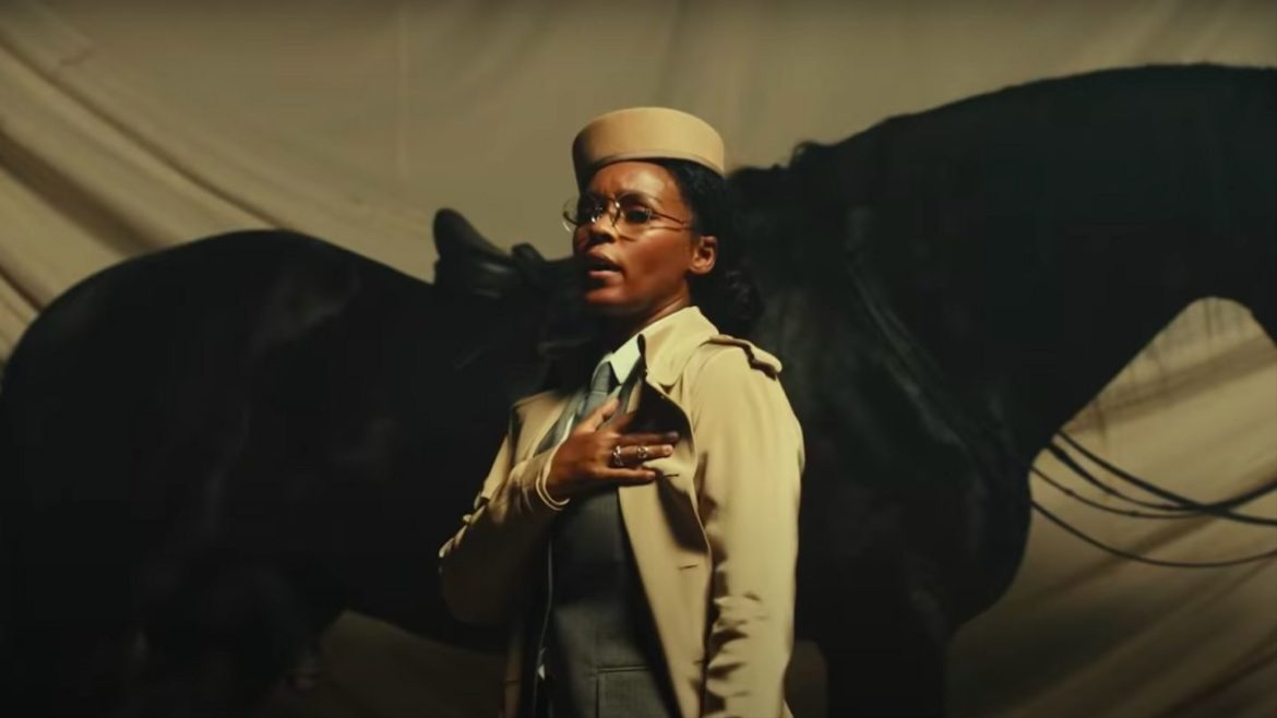 Janelle Monáe advances the Resolution in stirring 'Turntables' Video