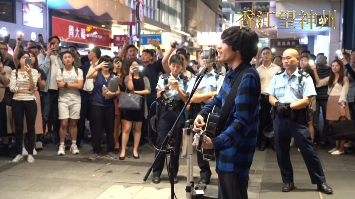 How Protesters in Hong Kong Have Turned to Music to Safely Oppose Newly Introduced Governmental Legislation