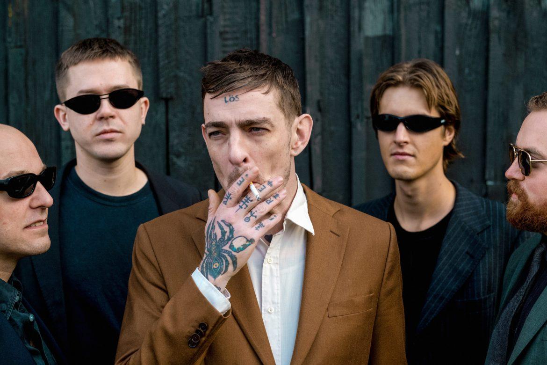 Swedish Post-Punks Viagra Boys Release New Album