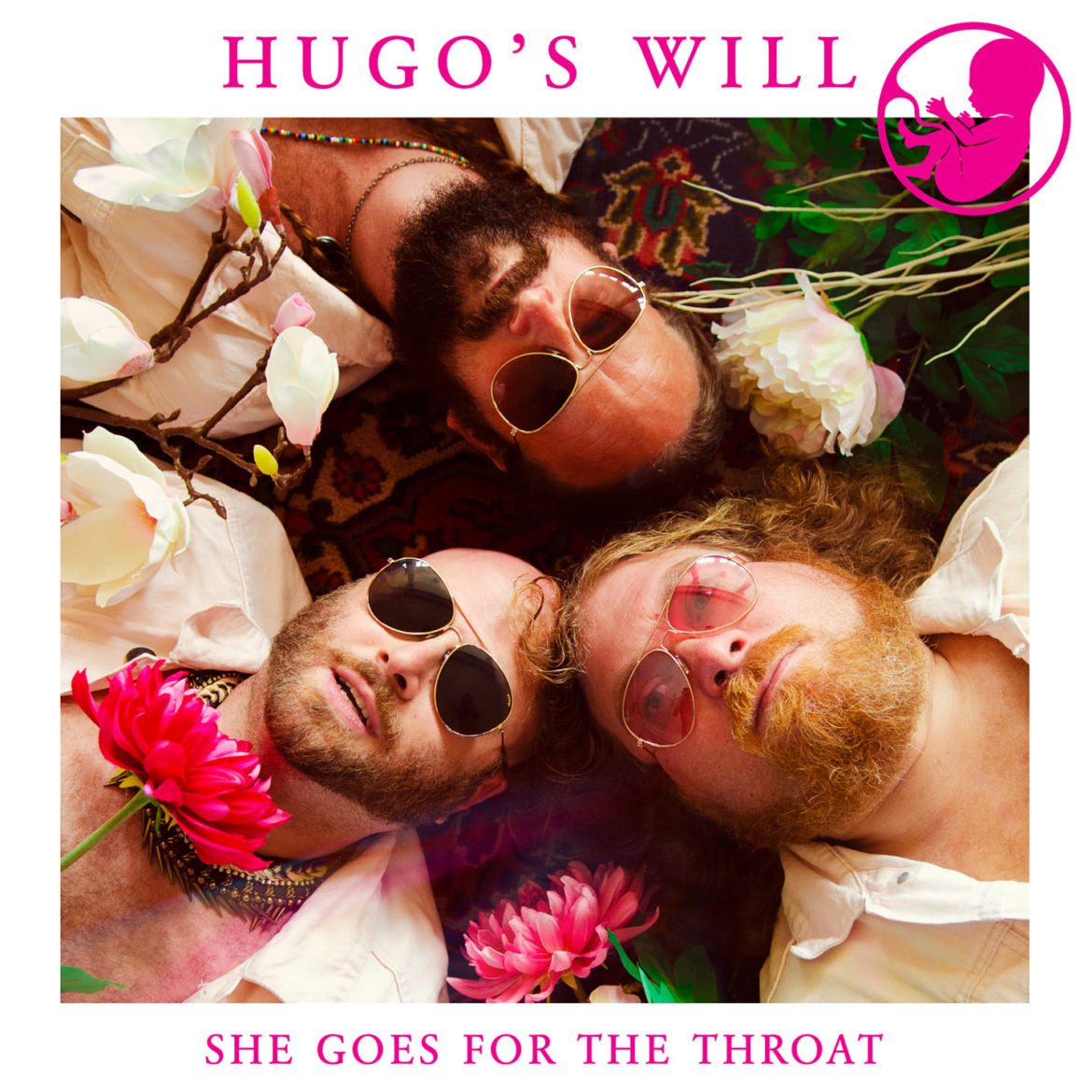 Hugo's Will Already released Single 'She Goes For The Throat'