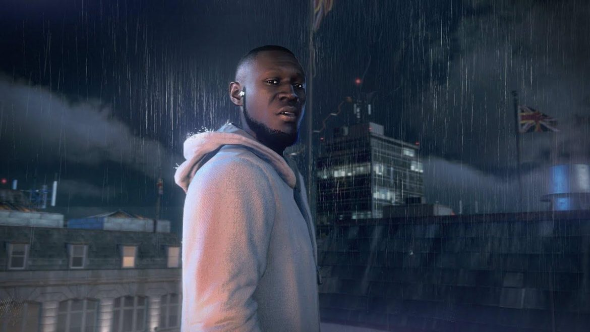 Stormzy Collaborates with Ubisoft's Legion To Release Rainfall Visuals