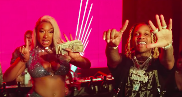 Megan Thee Stallion Turns Up In 'Movie' Video With Lil Durk